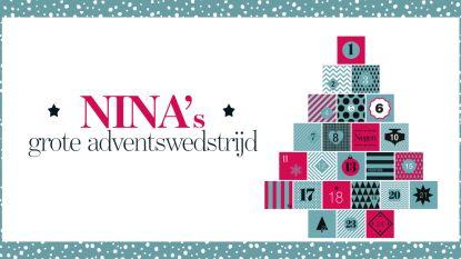 Dag 12: doe mee aan NINA's grote adventswedstrijd!