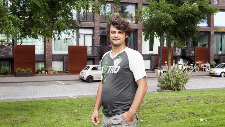 André van Egmond: 'Het is hier niet zo eenzijdig.' Beeld Aurelie Geurts