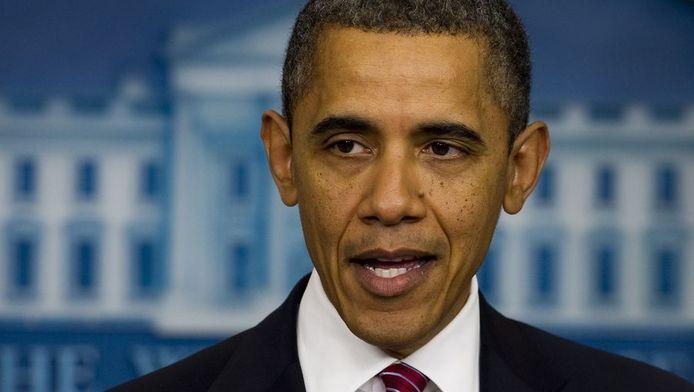 President Obama. © ANP
