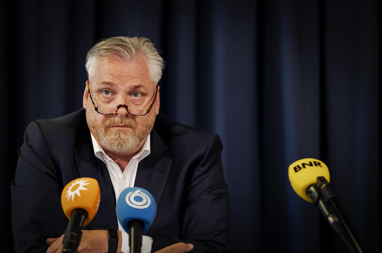 Strafrechtadvocaat Peter Schouten. Beeld ANP