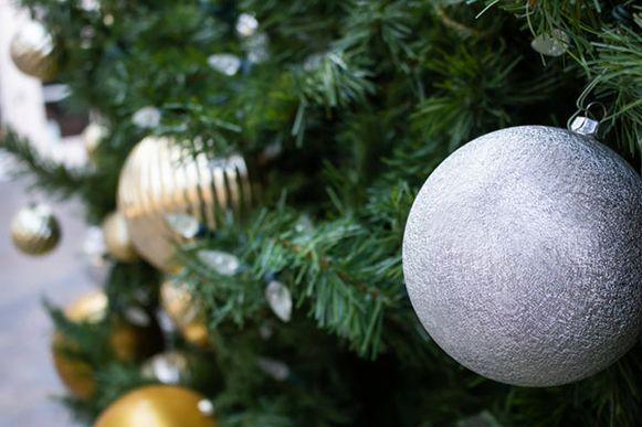 Welke is het groenst: de echte of de valse kerstboom?