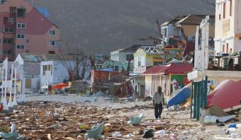 Sint-Maarten en Nederland botsen over inzet mariniers