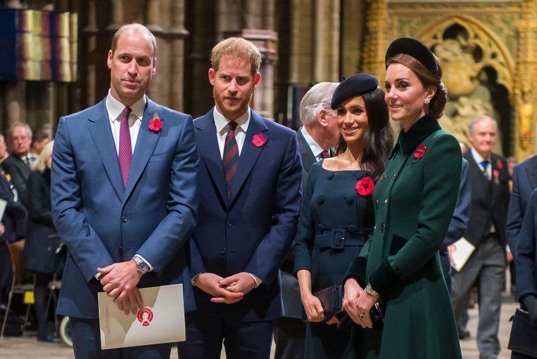 William, Harry en Kate zetten zich al langer in om het taboe rond mentale problemen te doorbreken.