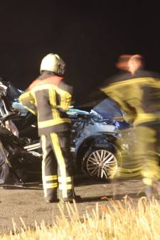 Drie kinderen in ziekenhuis na snelwegdrama bij Holten