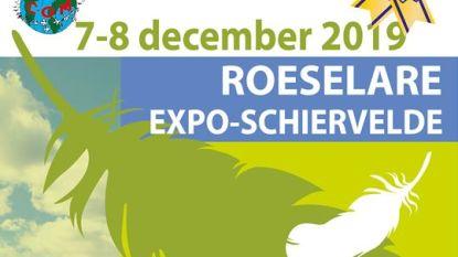 Derde grootste vogelshow ter wereld brengt 6.000 vogels naar Roeselare Expo