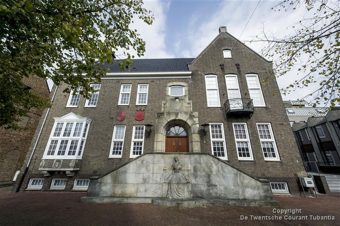 Exterieur gemeentehuis Haaksbergen