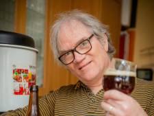 Bas uit Nijmegen is hobbybrouwer: 'Magisch om van graan je eigen drankje te maken'