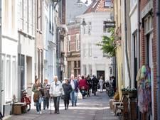 Waarschuwen voorbij: nu boetes voor snorfietsen in Bossche binnenstad