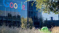 Geen énkel probleem voor oorlogskas Google