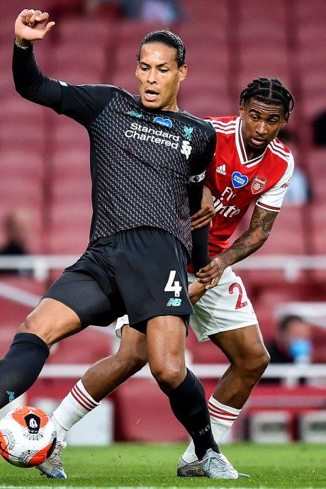 Van Dijk neemt schuld op zich na nederlaag, puntenrecord niet meer mogelijk voor Liverpool