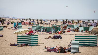 Mooi weer voorspeld: wie dit weekend naar strand van Oostende komt, moet reserveren