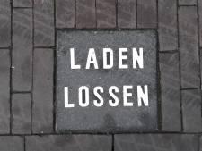 Laad- en losplekken in centrum Nijverdal opgeheven