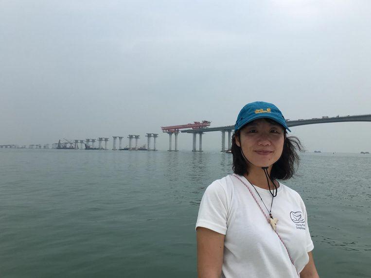 Ten Shing Ho, bioloog. Beeld Marije Vlaskamp