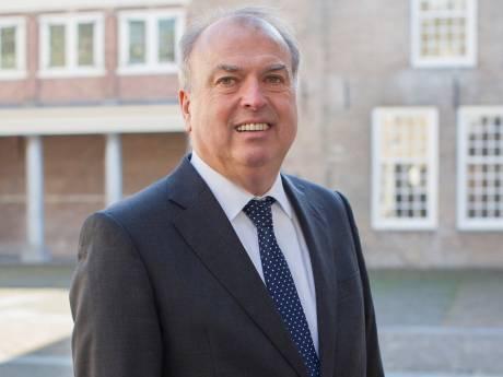 Peter van der Velden waarnemend burgemeester van Hoeksche Waard