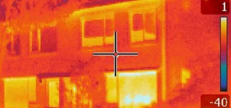 Waar lekt de warmte weg uit je huis? Inwoners Hof kunnen binnenkort een gratis 'warmtefoto' laten maken
