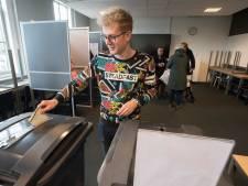 Studenten stemmen tussen examens door op Breda University