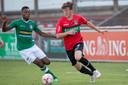 NEC mist zaterdag tegen Roda JC Ole Romeny (foto/rechts) en Josef Kvida vanwege interlandverplichtingen.