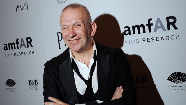Jean-Paul Gaultier. Beeld ANP