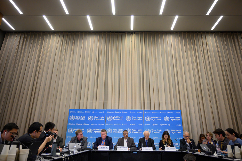 FABRICE COFFRINI / AFP