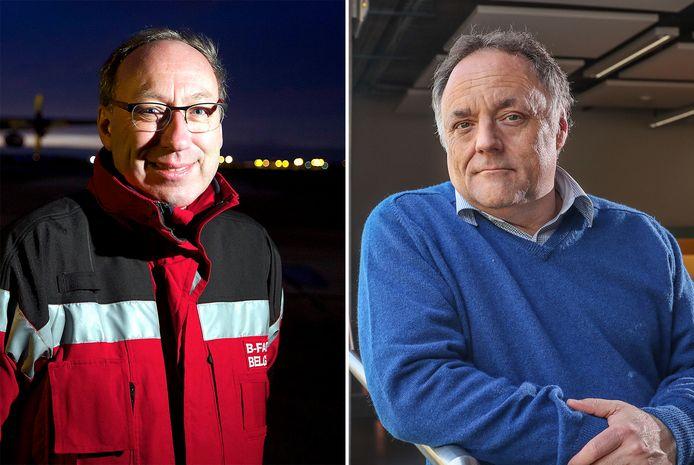 Jean-Luc Gala et Marc Van Ranst ne parlent décidément pas la même langue