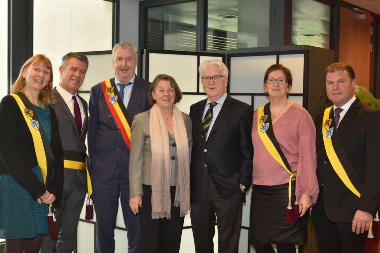 gouden jubileum Klaus Ludeloff en Ingrid Ludeloff Tervuren