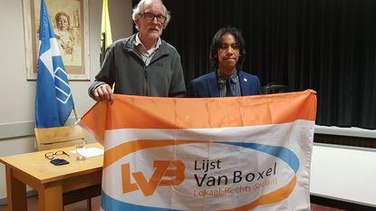 Lijst Van Boxel mikt op één zetel