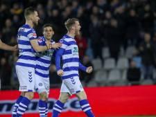 De Graafschap stuurt buitenlandse spelers naar huis; Slattery traint weer mee bij Southampton