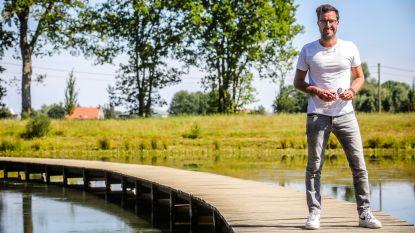 """""""Zelfs als het warm is, kunnen kinderen in Domein Groenhove in de koelte spelen"""": onze journalist Bart Huysentruyt toont zijn warmste vakantieplek van Vlaanderen"""