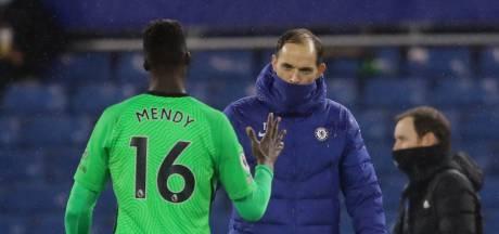 Ziyech kan bij debuut trainer Tuchel niet voor zege Chelsea zorgen