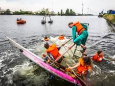 Giftige algen in Boudewijnkanaal: verboden te kajakken of vissen