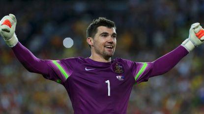 Mathew Ryan maakt deel uit van Australische voorselectie voor Confederations Cup