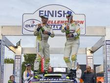 Dennis Kuipers en Robin Buysmans voor vijfde keer op rij winnaar van de Hellendoorn Rally