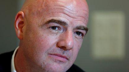 FT buitenland (7/11). Dreigende taal van FIFA-voorzitter over Super League - Eigenaar Monaco weer vrijgelaten, maar blijft wel verdacht