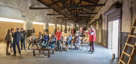 EDAH en orgels in een oude loods in Helmond: goede combi