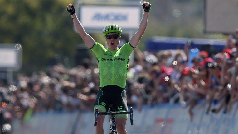 Ben King wint de tweede rit in de Ronde van Californië.