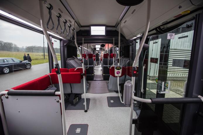 Makkelijk reizen met de bus.