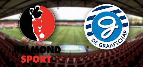 LIVE | De Graafschap laat Helmond Sport na vroege voorsprong langszij komen