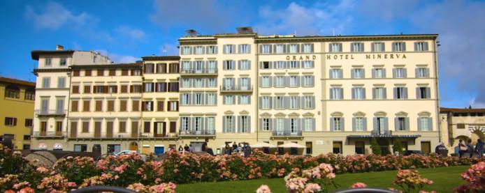 Le Grand Hôtel Minerva