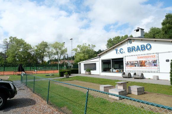 Tennisclub Brabo hoopt alsnog de velden te kunnen aanleggen.