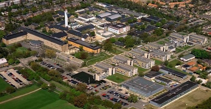Science Park Bilthoven met links de Schapenweide