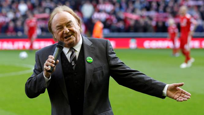 'You'll Never Walk Alone'-zanger Gerry Marsden (78) overleden