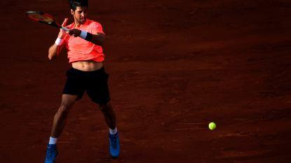 Minimumstraf voor Braziliaanse tennisser na positieve test op maskeermiddel