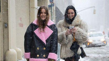 Deze fashionista's bewijzen dat je stijlvol kunt zijn in de sneeuw