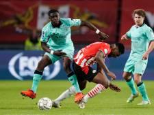 Willem II'er Derrick Köhn twee duels aan de kant na rode kaart tegen PSV