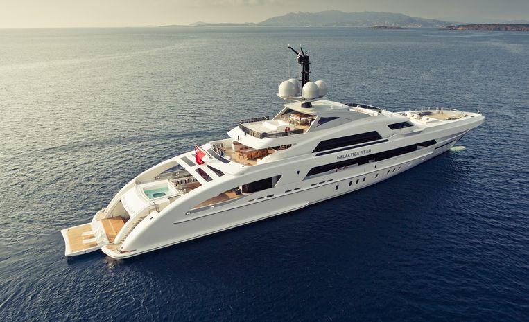 . Beeld Heesen Yachts
