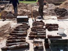 Wapentuig uit Tweede Wereldoorlog gevonden bij bouw schuur in Nederasselt