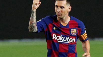 Daar is 'm! Lionel Messi scoort met panenka 700ste goal uit z'n carrière