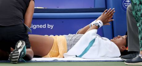 Osaka vreest voor deelname aan US Open