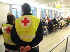 La Croix-Rouge n'a plus besoin de dons matériels