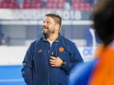 Hockeycoach Caldas na verloren WK-finale: 'Nederland op kaart gezet'
